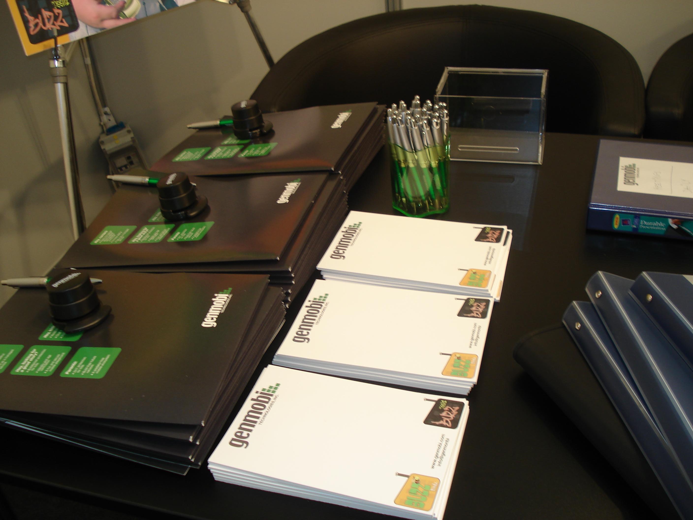 Folders e blocos personalizados