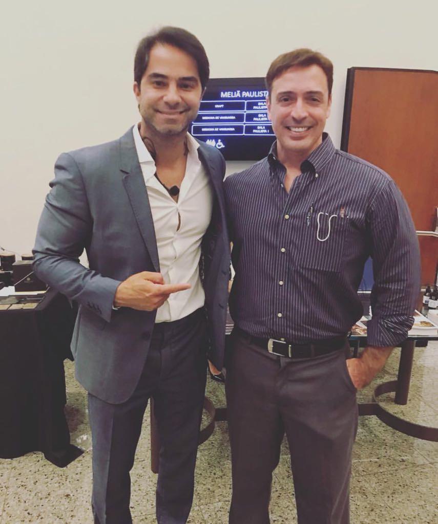 Victor Sorrentino e Daniel Machado - Cirurgião Plástico - Medicina Vanguarda