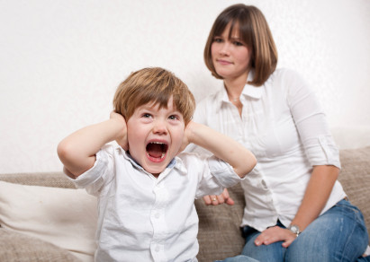 Como desarmar o chilique do seu Filho com uma Pergunta Simples?