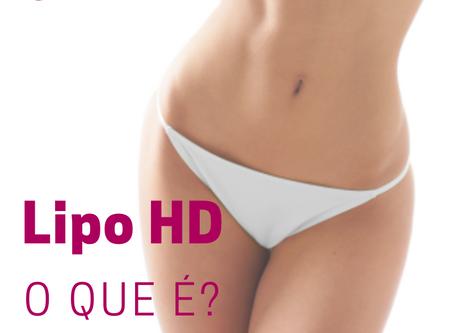 O que é a Lipo HD ou Lipo de ALTA DEFINIÇÃO?