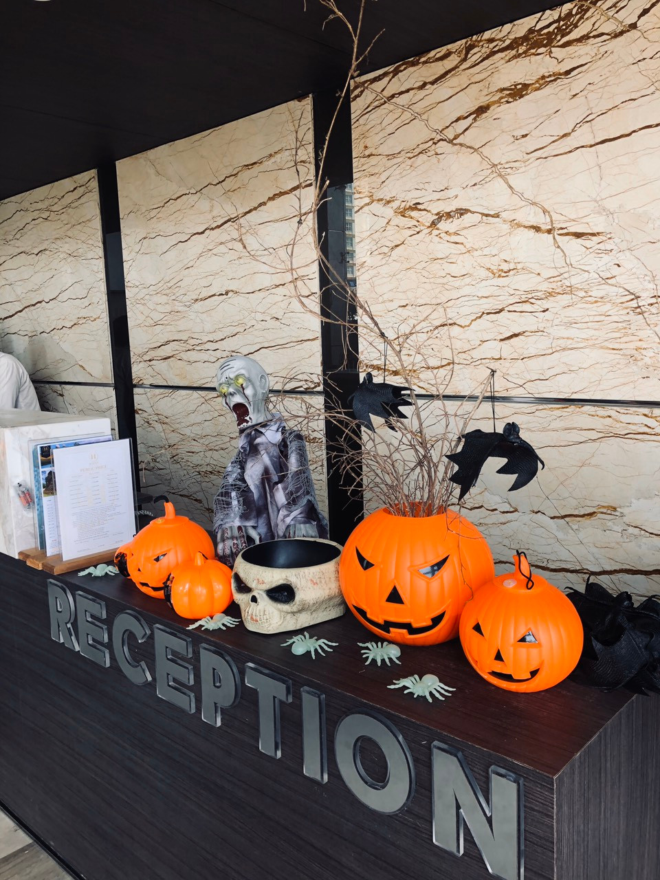 TOP 5 HOTELS HOLDING HALLOWEEN EVENTS IN DANANG