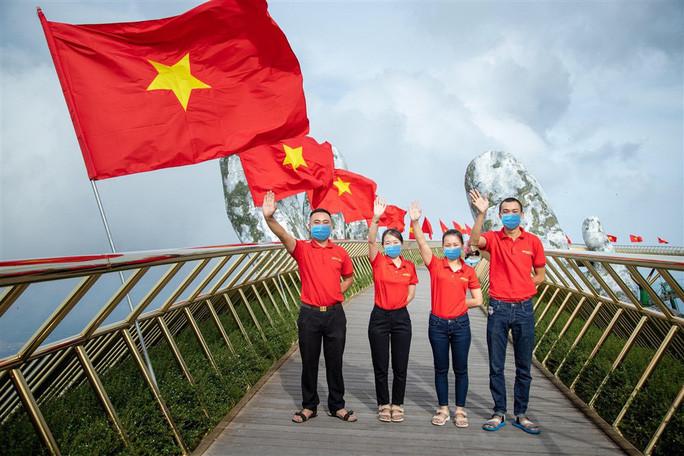 Khu du lịch Bà Nà Hills - Đà Nẵng đón khách trở lại sau dịch Covid-19