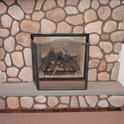 Fireplaces - Click to View Gallery