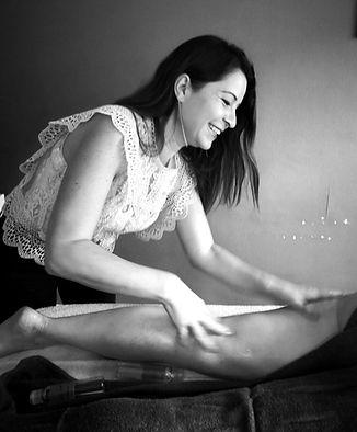 Carole Caudrelier - Praticienne massage des 5 continents