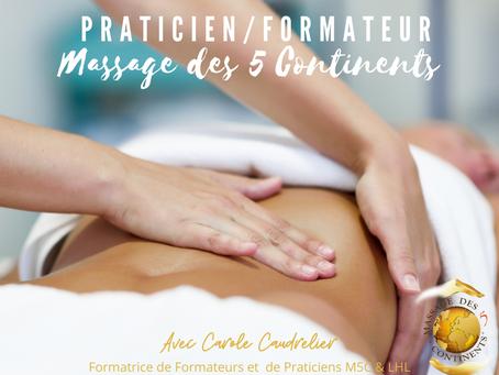 Pourquoi le massage des 5 Continents est le meilleur massage au Monde?