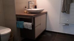 Waschbecken Schrank