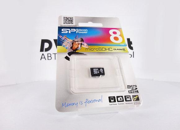 microSD 8Gb 6 класс