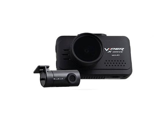 VIPER X-Drive Wi-FI Duo c салонной камерой