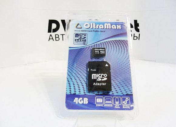 microSD 4Gb 6 класс