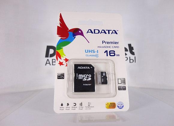 microSD 16Gb 10 класс 30mb/s