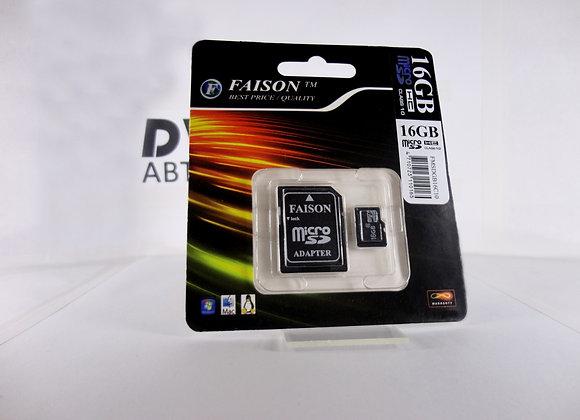 microSD 16Gb 10 класс