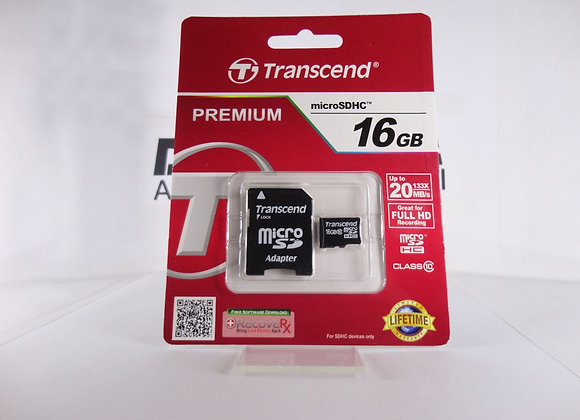 microSD 16Gb 10 класс 20mb/s