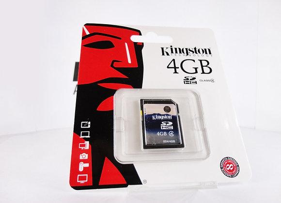 SD 4Gb 4 класс