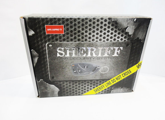 Сигнализация Sheriff APS-2600