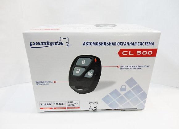 Сигнализация Pantera CL-500 (с сиреной)