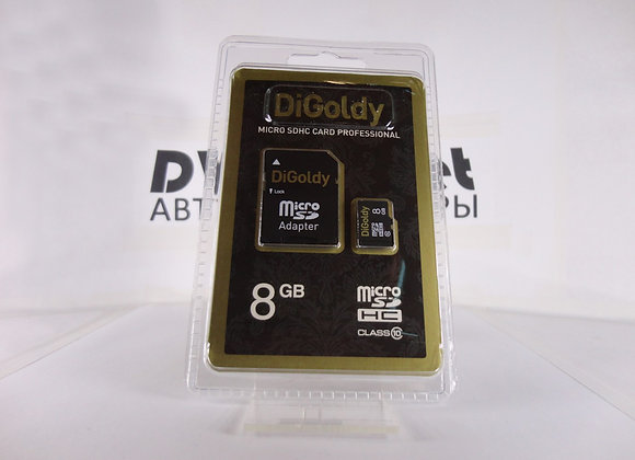 microSD 8Gb 10 класс