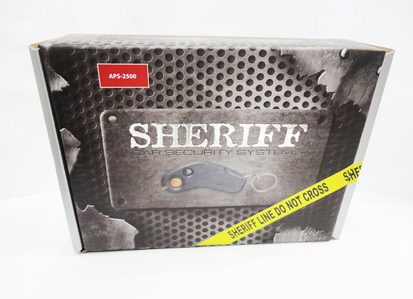 Сигнализация Sheriff APS-2500