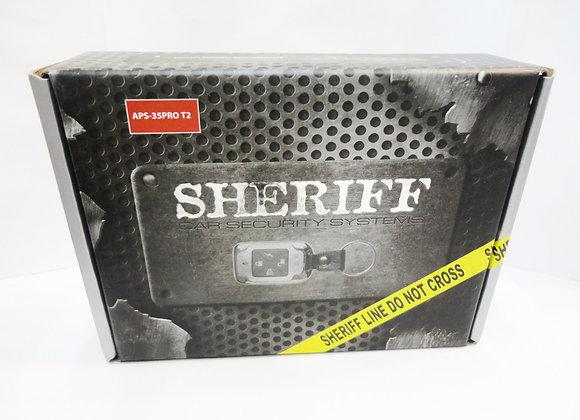 Сигнализация Sheriff APS-35Pro (T2)