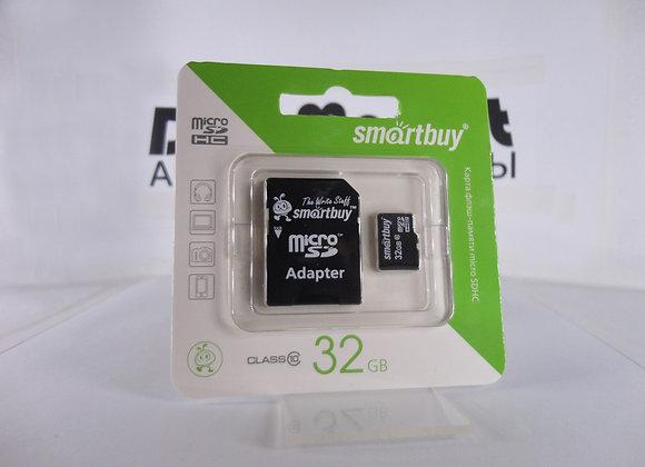 microSD 32Gb 10 класс