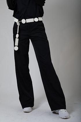 "UNISEX Black ""FEDERICO"" Trousers"