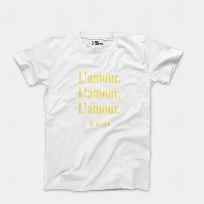 """Tee-Shirt """"A""""mour du Sud"""