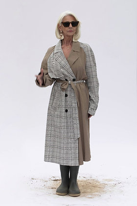 MARCELLE TRENCH COAT