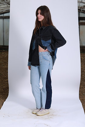 JEAN MATHILDE (Slim FIT/ Taille Haute)