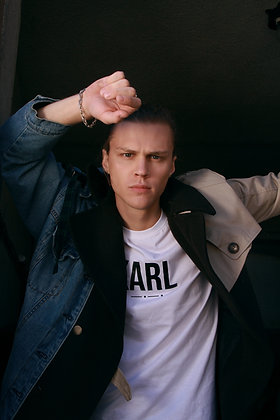 "T-shirt ""KARL"""