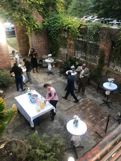 Outdoor Party Venue
