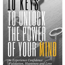 "Book Cover ""10 Keys"""