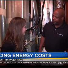 CBS 46 Morning Energy Efficiency Tips 2