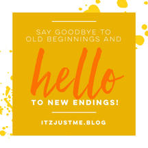"""IG Graphic """"New Endings"""""""
