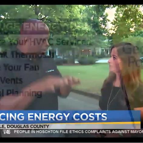 CBS 46 Morning Energy Efficiency Tips 3