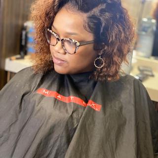 BPEACHY Custom Wig