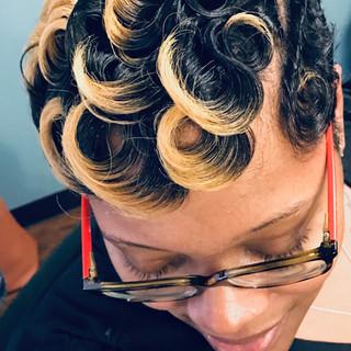 Cut, Color & Curl