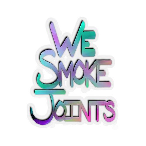 We Smoke Stickers
