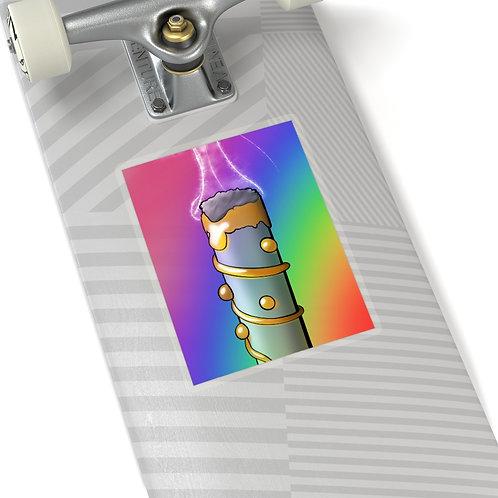 Rainbow Twax Joint Stickers