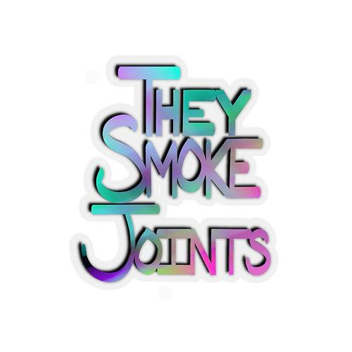 They Smoke Stickers