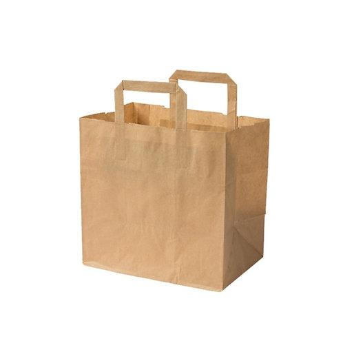 Σακούλα μεταφοράς χάρτινη
