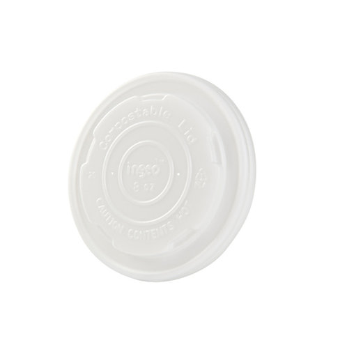 Καπάκι CPLA για χάρτινο κύπελλο γενικής χρήσης