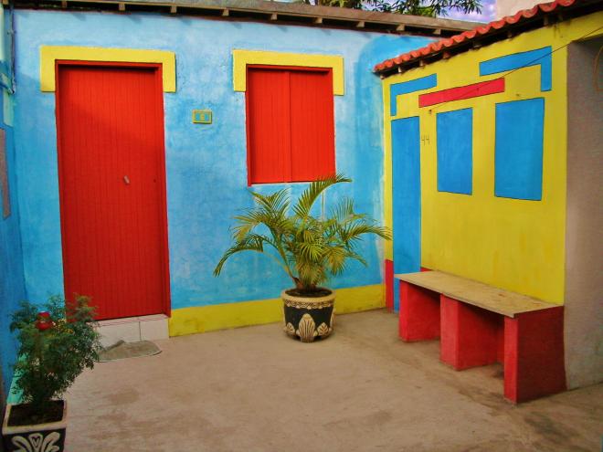 hospedagem em Nova Olinda