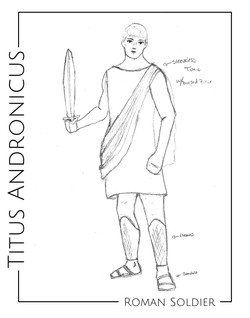 Roman Soldier Sketch