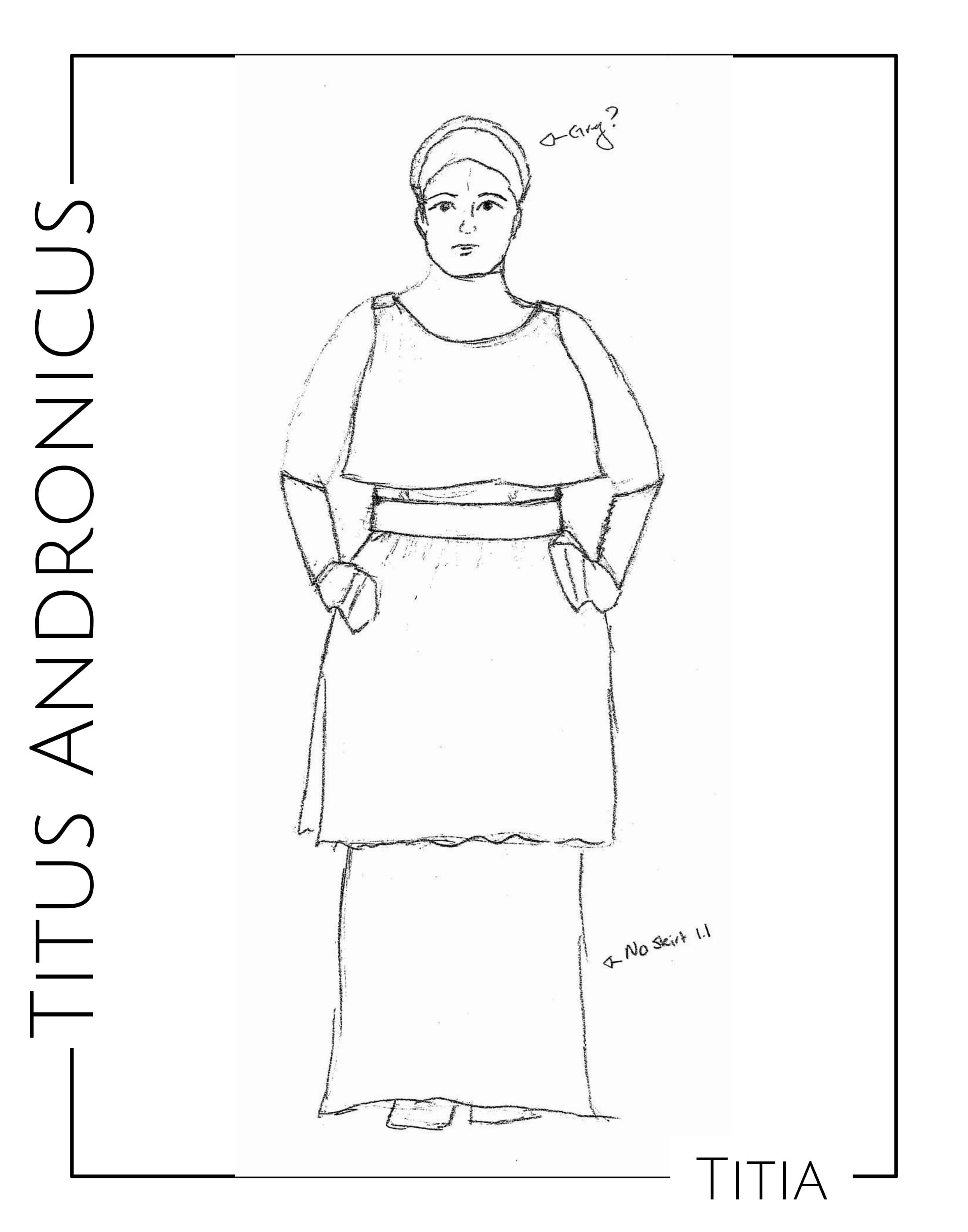 Titia Sketch
