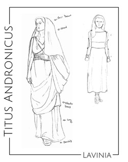 Lavinia Sketch