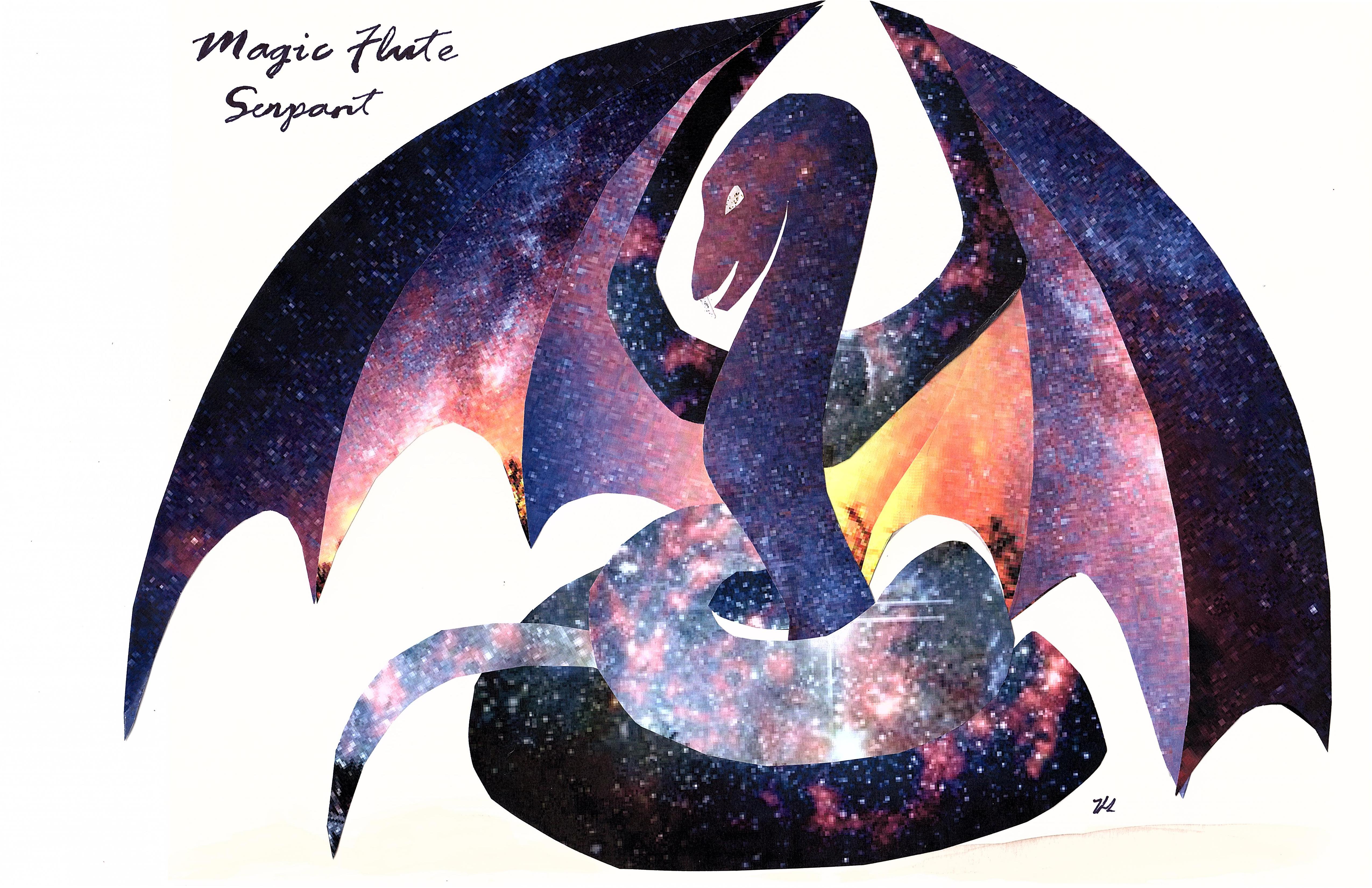 Magic Flute - Serpant
