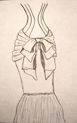 Back Detail Sketch