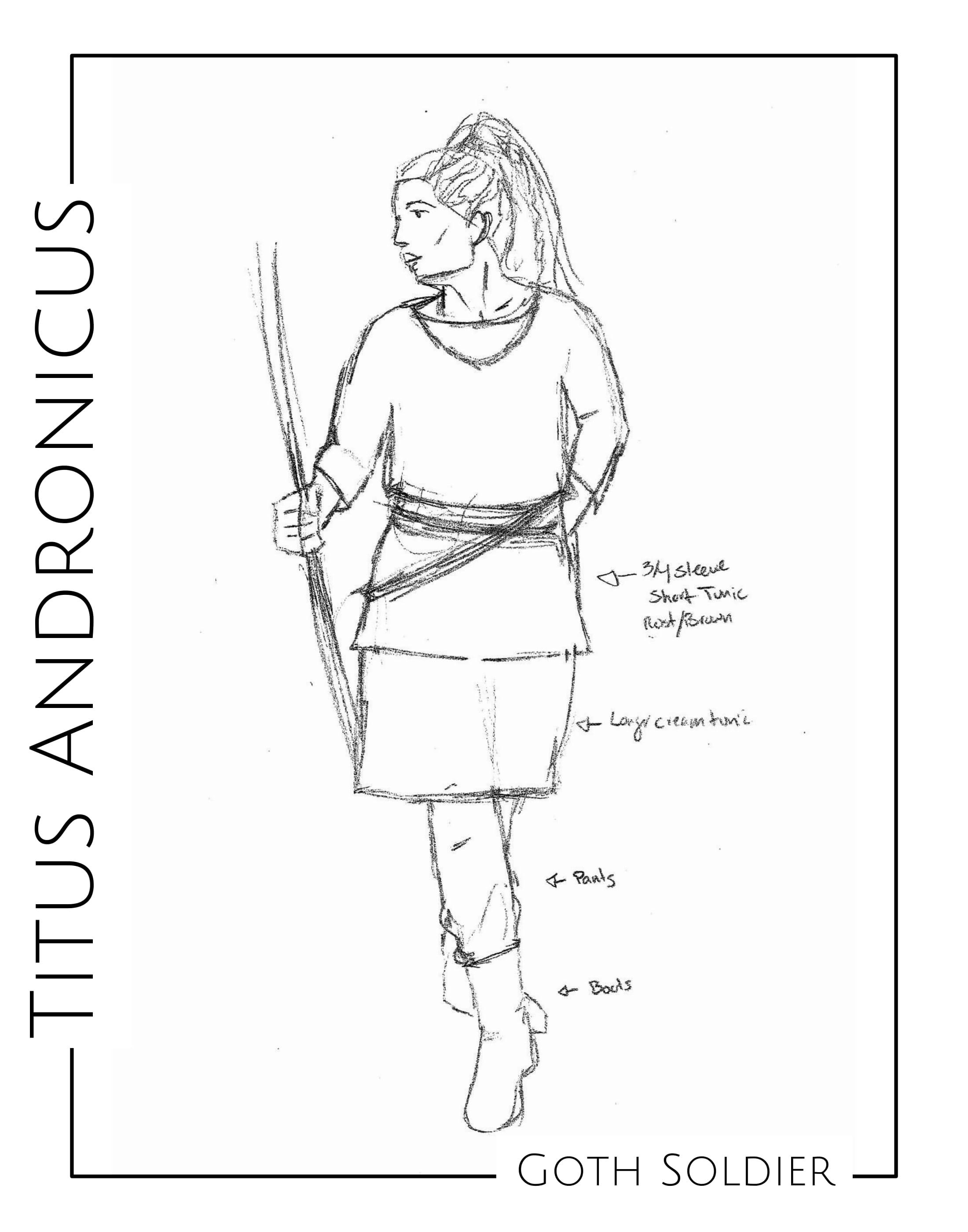 Titus Andronicus - Simpson