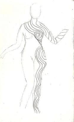 Body Paint Design