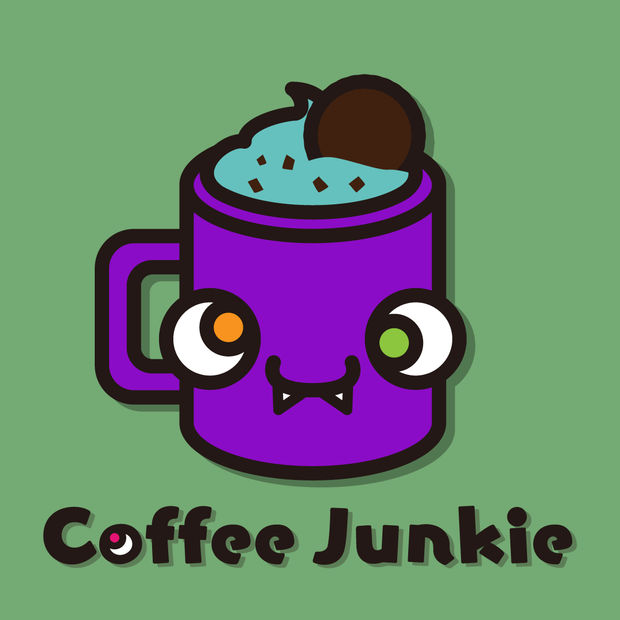 コーヒージャンキーチョコミント