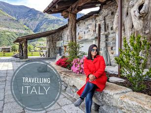 Travelling through Tirano